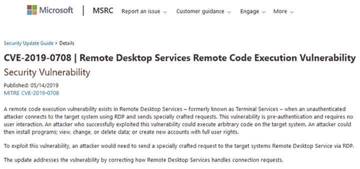 Microsoft'un solucanlara yönelik yayınladığı yama antivirüslerle anlaşamadı
