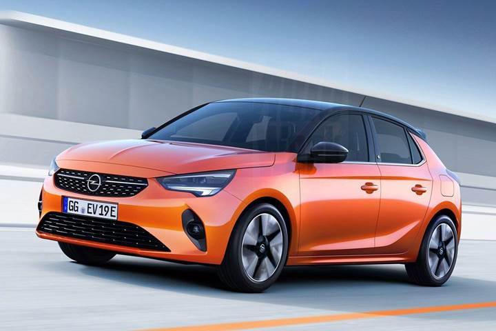2019 Opel Corsa'nın iç ve dış tasarımı sızdırıldı!