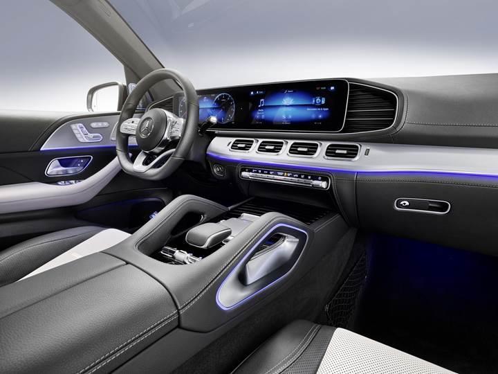 Mercedes GLE 580 tanıtıldı: 483 bg'lik hibrit destekli V8 motor