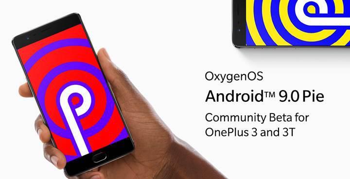 OnePlus 3 ve 3T modelleri Android Pie beta güncellemesi aldı