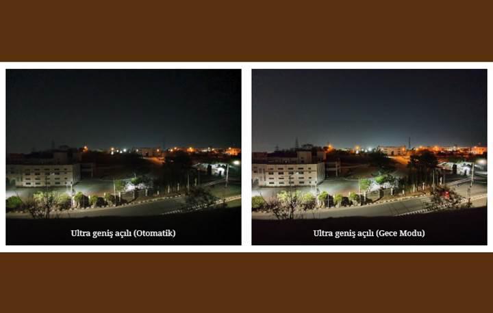 Galaxy S10 kamerasına gece modu güncellemesi geldi
