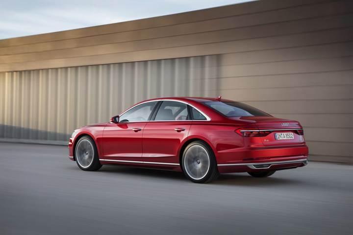 Yeni nesil Audi A8 tamamen elektrikli olabilir