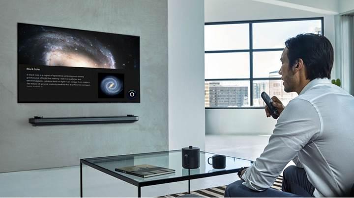 LG 2019 ThinQ TV modellerine Alexa desteği geliyor