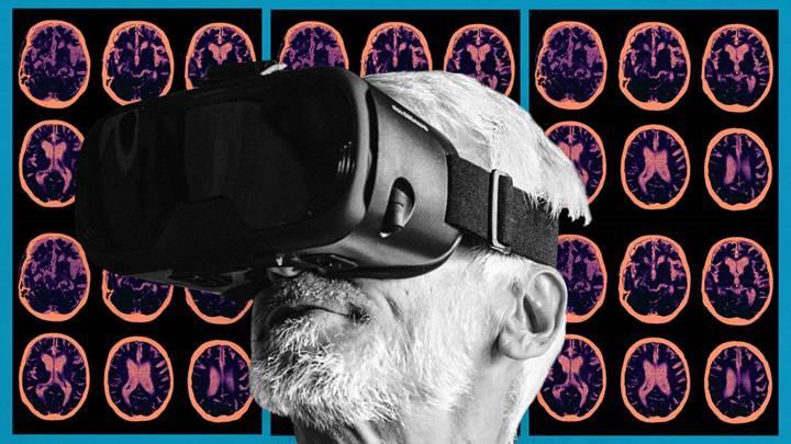 Sanal gerçeklik ile Alzheimer teşhisi kolaylaşacak