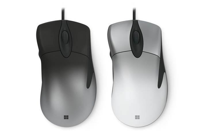 Microsoft IntelliMouse oyuncular için geri döndü