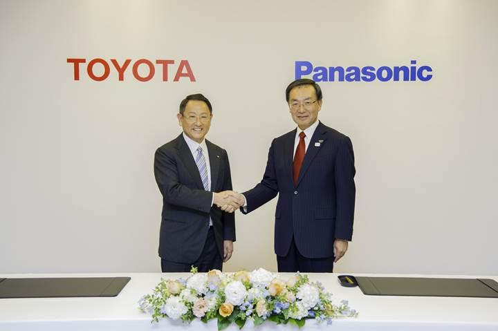 Toyota ve Panasonic 'yerli batarya' üretecek
