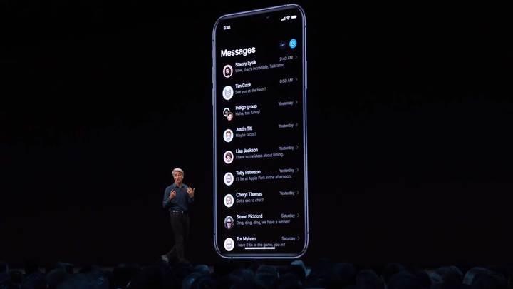 iOS 13 tanıtıldı: İşte tüm yenilikler