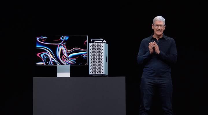 Modüler Mac Pro tanıtıldı