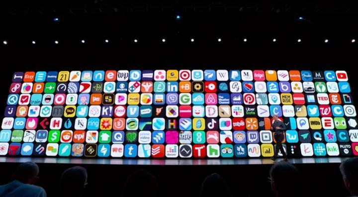 iOS uygulamaları sonbaharda macOS platformunda