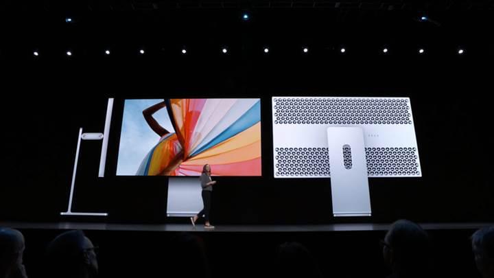 Mac Pro için Apple Pro Display XDR ekranı duyuruldu