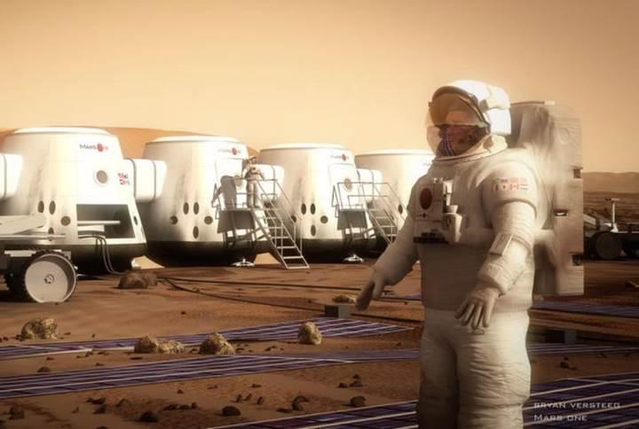 Radyasyon, insanlı Mars görevi için önümüzdeki en büyük sorunlardan biri