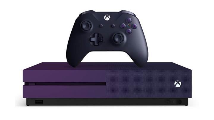 Xbox One S Fortnite Battle Royale Special Edition duyuruldu