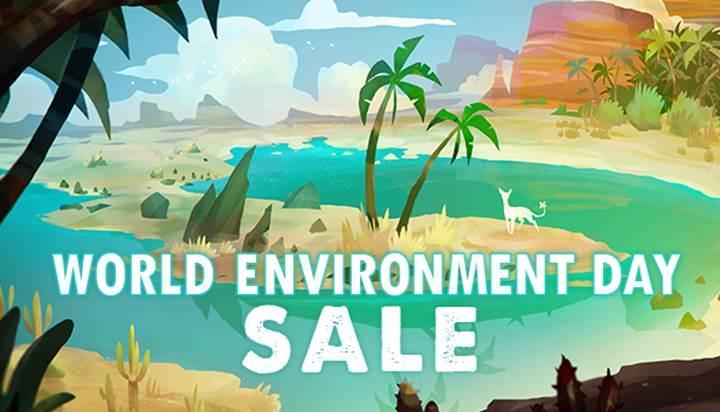 Steam, 'Dünya Çevre Günü' indirimlerini başlattı