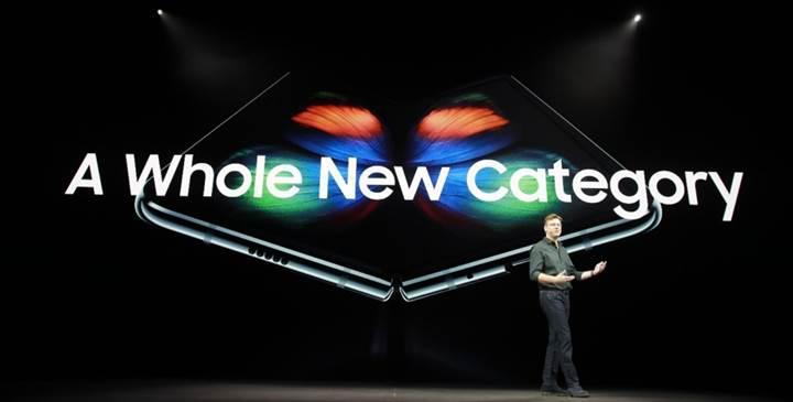 Samsung Galaxy Fold önümüzdeki ay satışa çıkabilir