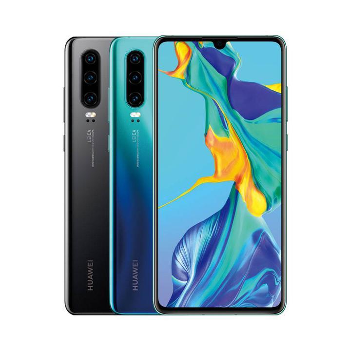 Huawei P30'un 12 GB RAM'li versiyonu görüldü