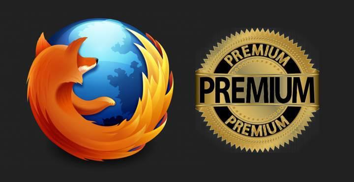 Mozilla yakında, Firefox Premium adlı ücretli abonelik hizmetini başlatacak
