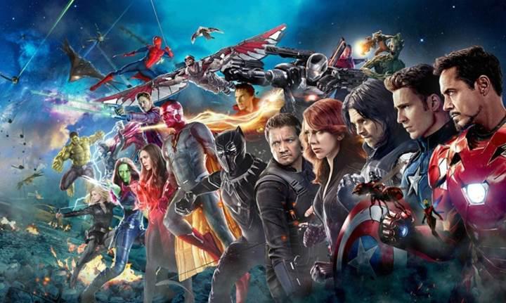 Marvel Sinematik Evrenindeki tüm filmler 4K çözünürlükte yayınlanacak