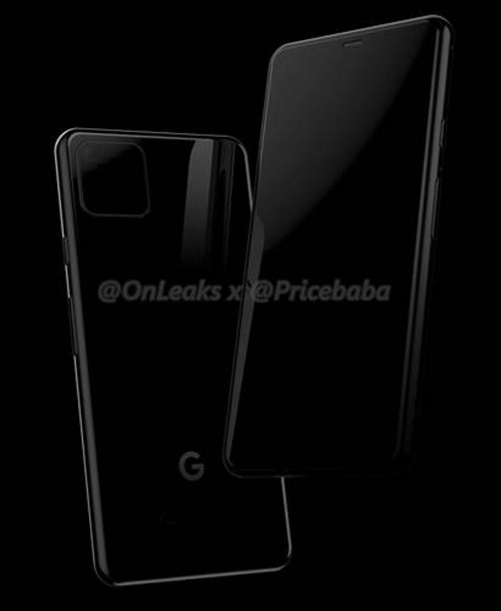Google Pixel 4'ün yeni görselleri çoklu kamera sistemine işaret ediyor