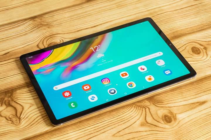 Samsung'tan Snapdragon 855 ve S-Pen'li amiral gemisi tablet geliyor