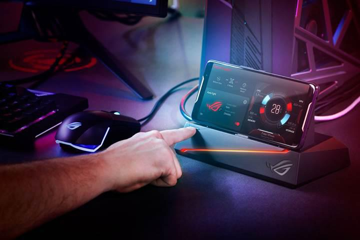 ASUS ROG Phone 2, 120 Hz'lik ekranla gelecek