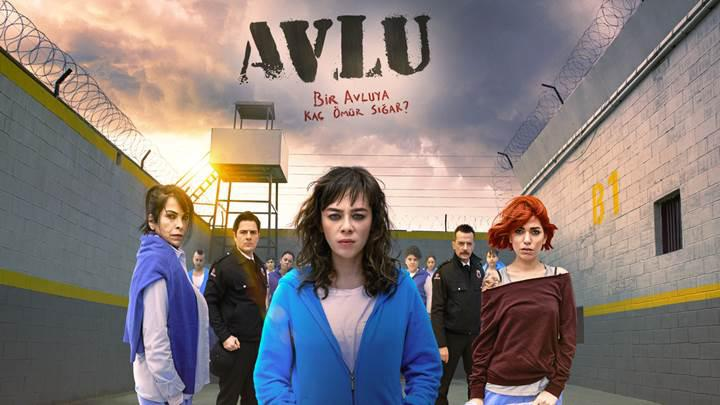 Star TV'deki Avlu dizisi Netflix'e transfer oldu