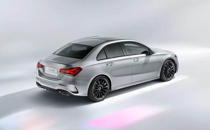 Mercedes-Benz A-Serisi Sedan Türkiye'de: İşte fiyatı ve özellikleri