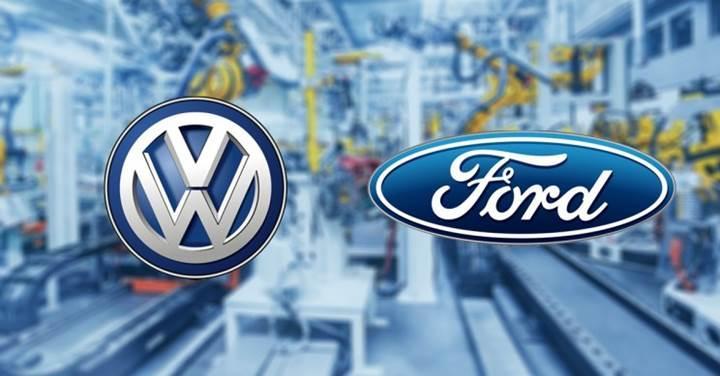 Volkswagen ve Ford, otonom araç teknolojisi konusunda anlaşma yapmak üzere