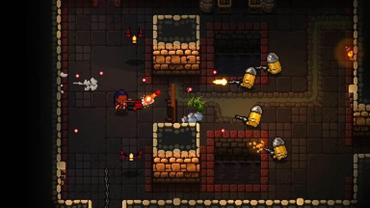 Epic Games mağazasında Enter the Gungeon ücretsiz