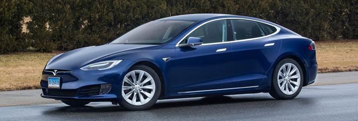 Tesla'nın gizli test aracı yeni bir Model S versiyonu olabilir