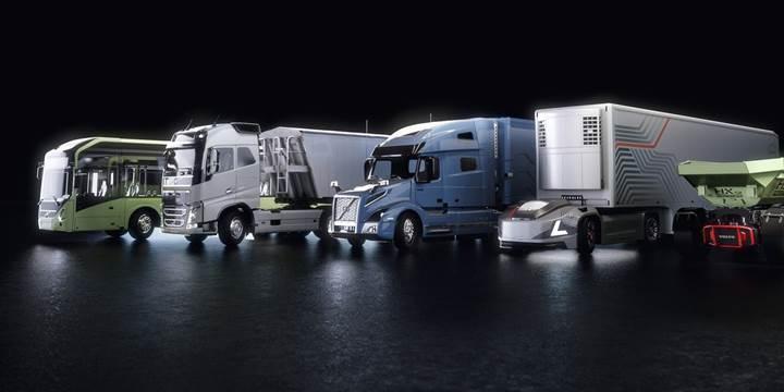 Volvo, otonom kamyonlarında NVIDIA'nın DRIVE platformunu kullanacak