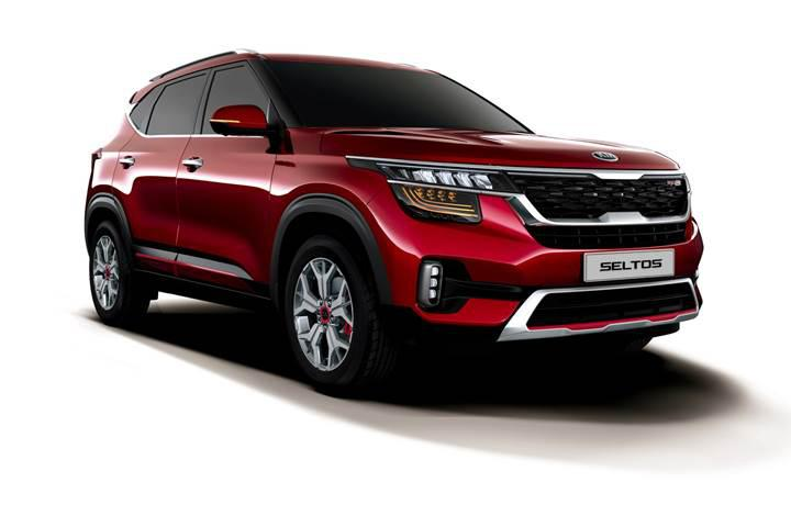 Kia'nın yeni kompakt SUV'u tanıtıldı: İşte 2019 Kia Seltos