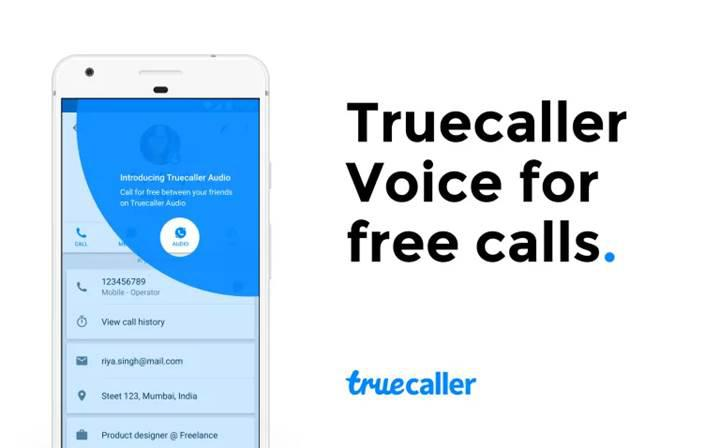 Truecaller uygulamasına ücretsiz sesli arama özelliği geldi