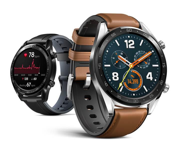 Huawei Watch GT, iki milyon satış adedine ulaştı