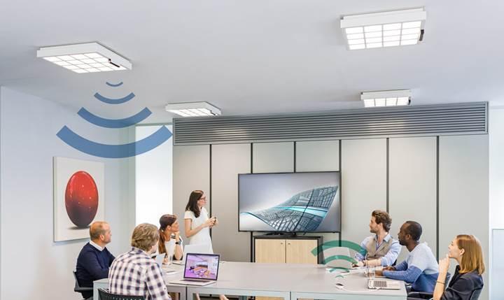 Philips, LiFi teknolojisine dayanan yeni kablosuz iletişim teknolojisini başlattı
