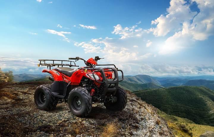 Kanuni, iki yeni ATV modelini satışa sundu