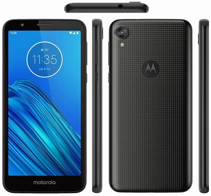 Motorola Moto E6'nın basın görseli ortaya çıktı