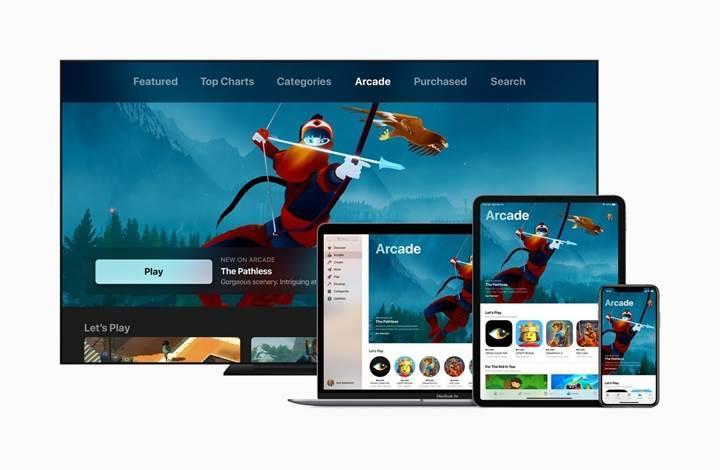 Apple sektörün dördüncü büyük oyun firması oldu
