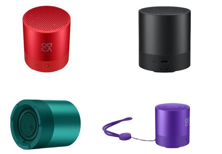 Huawei'den uygun fiyatlı Nova Mini Bluetooth hoparlör