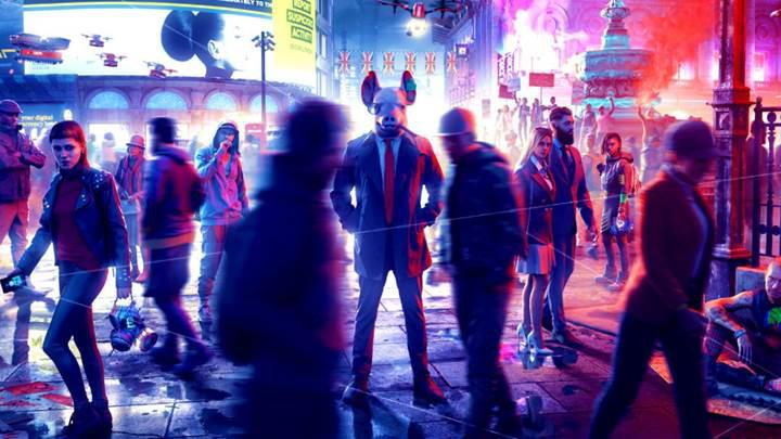 Watch Dogs:Legion'ın senaryosu, 20'ye yakın alternatifle gelecek