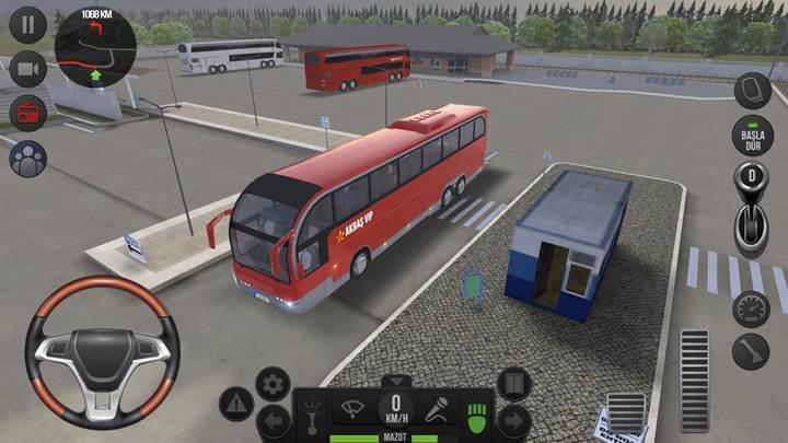 Mobildeki en iyi otobüs simülasyonu: Otobüs Simulator Ultimate