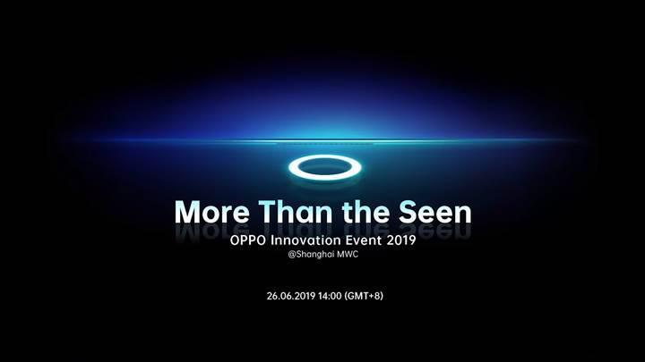 Oppo, ekran altı kamera teknolojili telefonu için yeni bir video ve tarih paylaştı