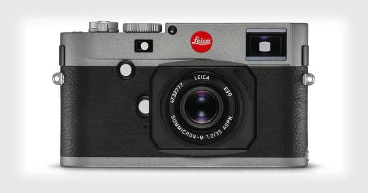 Leica'dan 3.995 dolarlık giriş seviyesi fotoğraf makinesi