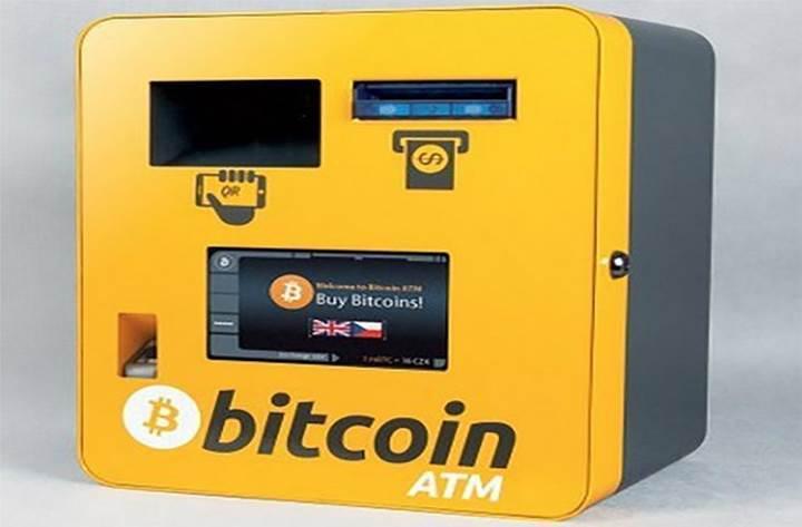 Dünyada 5.000'den fazla Bitcoin ATM'si var