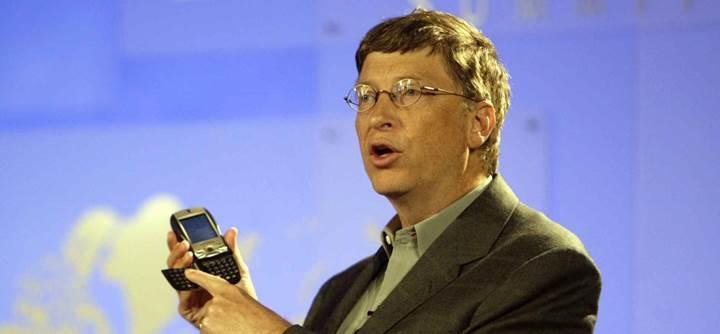 Bill Gates: Mobil pazarda 400 milyar dolarlık hata yaptık