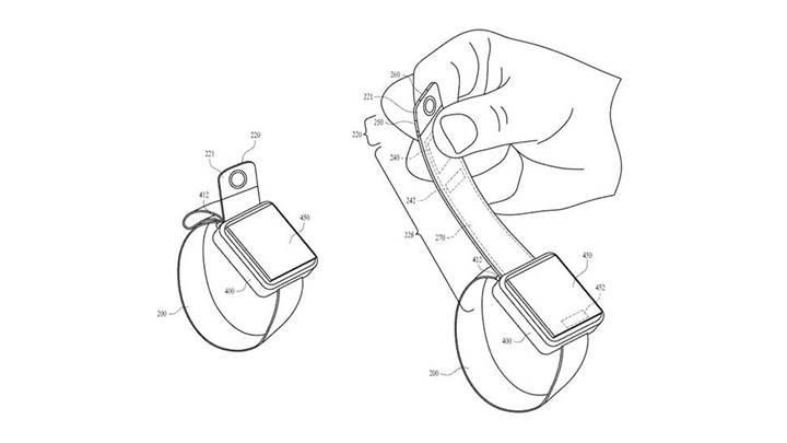 Apple Watch'un yeni modellerinde kamera olabilir