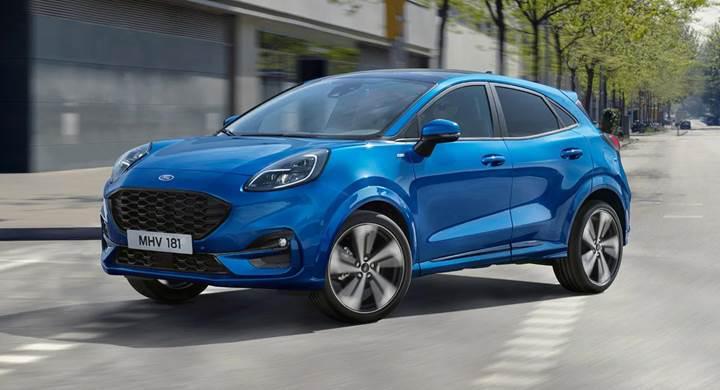 Yeni Ford Puma resmi olarak tanıtıldı: Hibrit motor ve bolca teknoloji