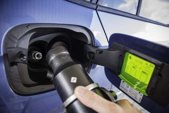2019 Skoda Scala'nın sıkıştırılmış doğal gazla çalışan versiyonu tanıtıldı