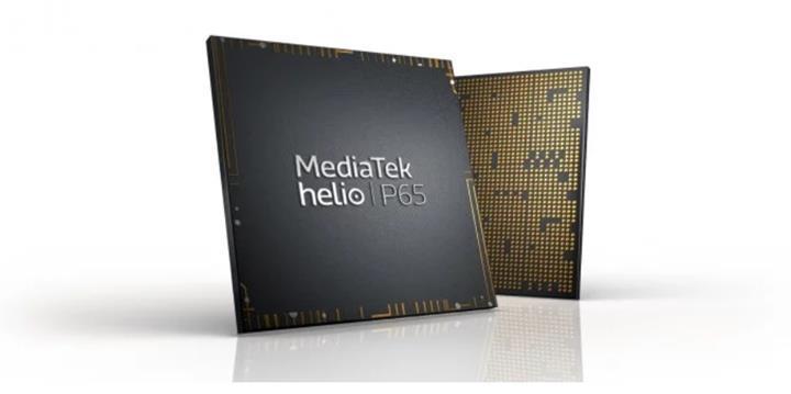 MediaTek Helio P65 yonga seti duyuruldu