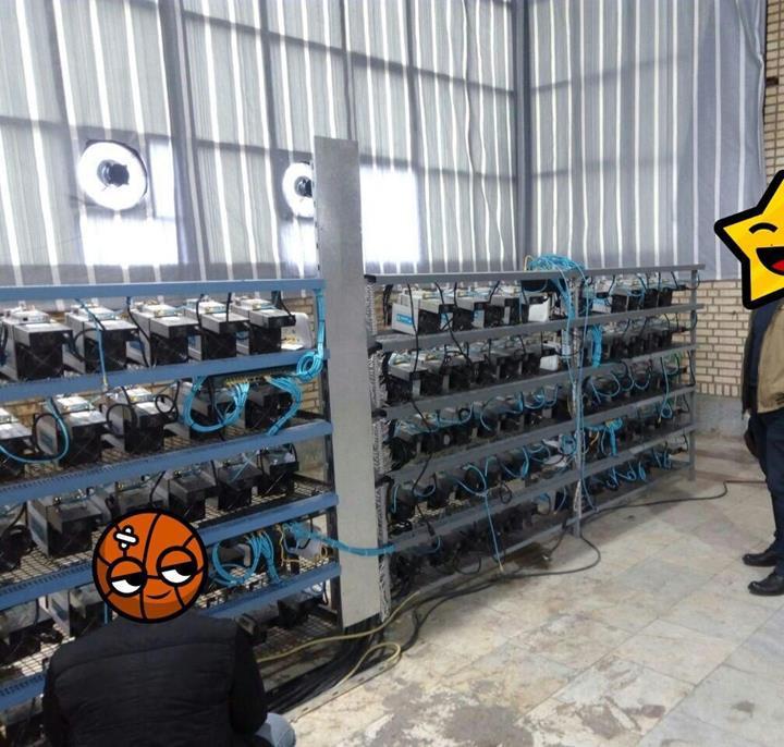 İran'da Bitcoin madencileri camileri mesken tuttu