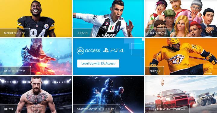 EA Access, 24 Temmuz itibariyle Playstation 4'e geliyor